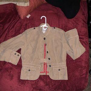 Polo jeans blazer jacket